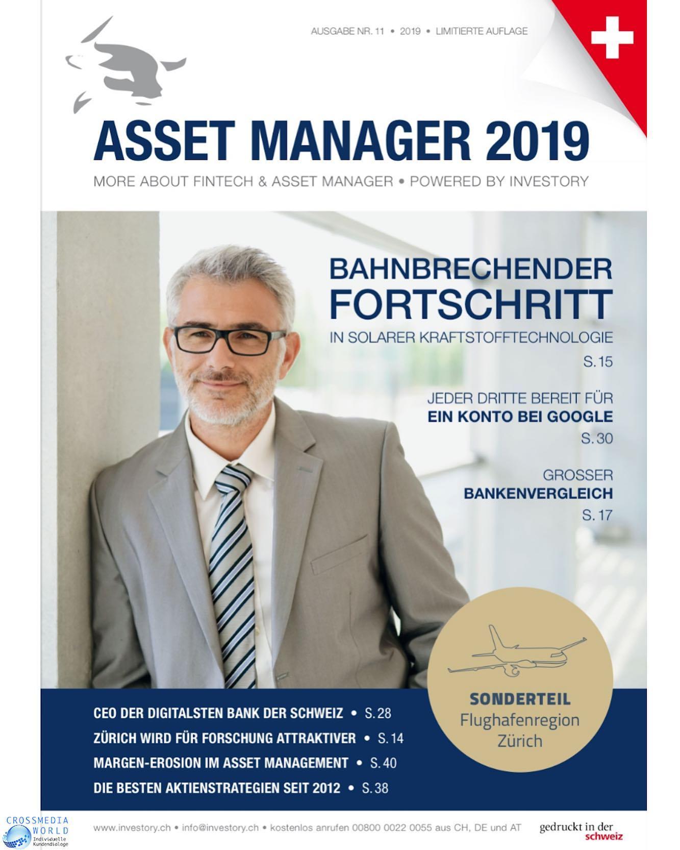 Asset Manager 2019