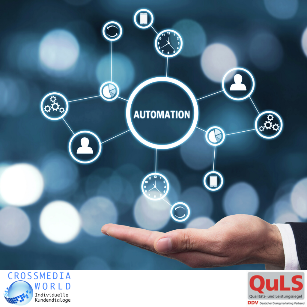 Marketing Automation Crossmediaworld, Stuttgart