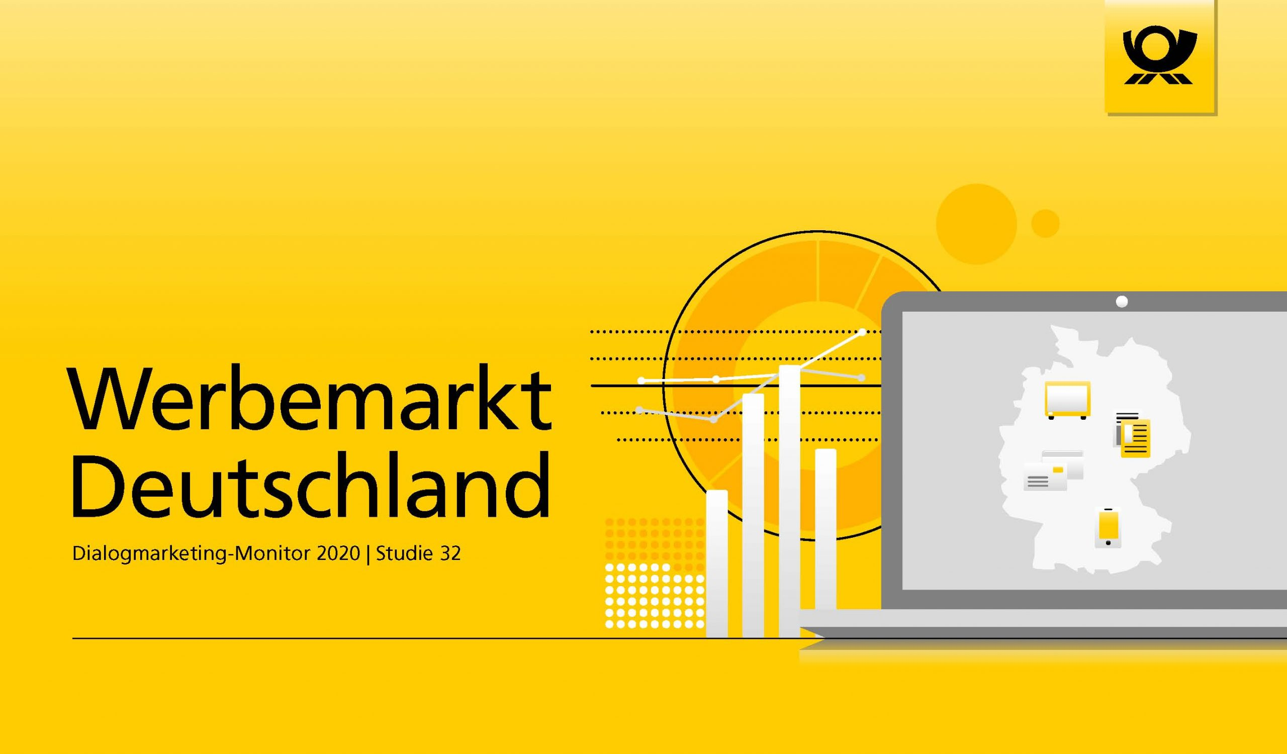 Werbemarkt Deutschland - Dialogmarketing Monitor 2020 Crossmediaworld, Stuttgart