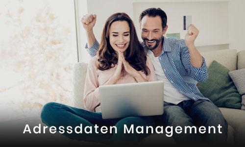 Leistungen-Adressdaten-Management