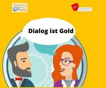 DDV Mitglied werden - Dialog ist Gold Blog