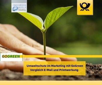 GoGreen Umweltschutz im Marketing Blog