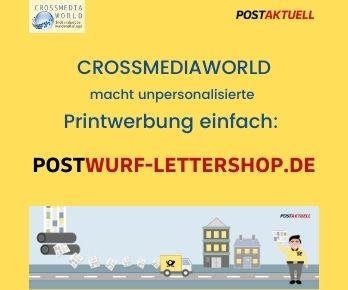 Postaktuell bei Crossmediaworld Blog